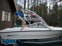 2004 Bayliner 175 Bowrider with Airborne Tower