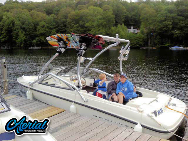 2004 Bayliner 175 Bowrider with Airborne Tower Review