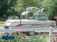 MasterCraft ProStar 205 Sammy Duvall Edition with Airborne Tower