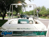 1998 Tige PRE 2200i WT with Airborne Wakeboard Tower