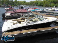2002 SeaRay 190 Signature with Airborne Tower
