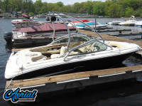 2002 Sea Ray 190 Signature with Airborne Tower