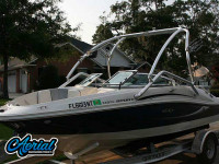 2008 Sea Ray 185 Sport with Airborne Tower