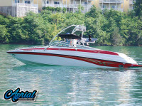 2000 Crownline 248BR with Airborne Wakeboard Tower