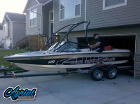 1999 Pro Air Nautique with Airborne Wakeboard Tower