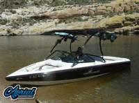 1999 Ski Centurion Bow Rider with Airborne Wakeboard Tower