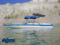 1983 Panther with Airborne Wakeboard Tower