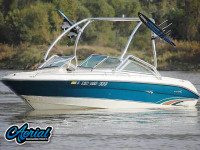 1996 SeaRay 210 Select Signature with Airborne Tower