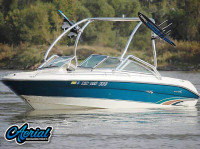 1996 SeaRay 210 Select Signature with Airborne Wakeboard Tower