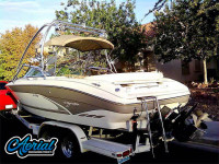 1998 Sea Ray 230 Signature Select with Airborne Tower