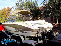 1998 Sea Ray 230 Signature Select with Airborne Wakeboard Tower