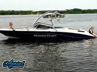 1991 Mastercraft with Airborne Tower