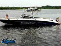 1991 Mastercraft with Airborne Wakeboard Tower