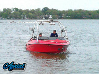 1999 Crownline 182 lpx with Airborne Wakeboard Tower