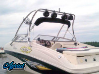2004 Rinker Captiva 232 with Airborne Tower
