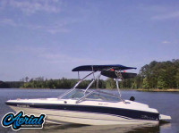 1994 Chaparral 1930 SST with Airborne Wakeboard Tower