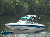 1994 Chaparral 2060 with Airborne Wakeboard Tower
