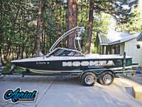 1997 Moomba Outback with Airborne Tower