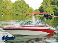 2003 Crownline 192BR with Airborne Tower