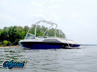 1986 Wellcraft with Airborne Wakeboard Tower