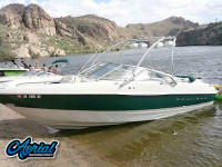 1999 Bayliner 2350BD with Airborne Tower