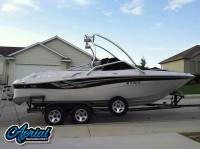 2000 Four Winns Horizon 210 with Airborne Wakeboard Tower