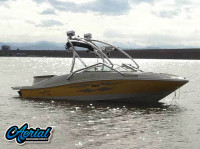 2007 Sea Ray 185 Sport with Airborne Tower