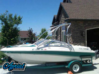 1996 Four Winns Horizon  with Airborne Wakeboard Tower