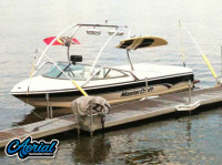 Mastercraft prostar 190 with Airborne Tower