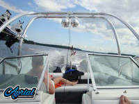 1995 SEA RAY SKI RAY 190 with Airborne Tower