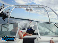 1995 Sea Ray Ski Ray 190 with Airborne Wakeboard Tower