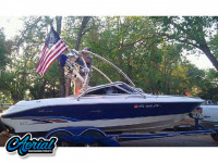 1996 Searay 210 Signature Series with Airborne Tower