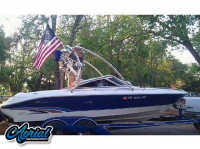 1996 Searay 210 Signature Series with Airborne Wakeboard Tower