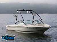 2001 Sea Ray 182 Bowrider with Airborne Tower
