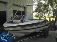 1996 Mariah Z201 Talari with Airborne Wakeboard Tower