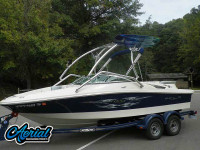 2008 Sea Ray 195 Sport with Airborne Tower