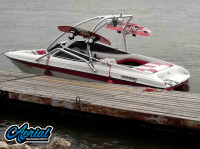 1994 Rinker 180 with Airborne Wakeboard Tower