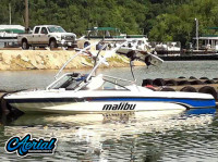 1998 Malibu Sportster LXI with Airborne Wakeboard Tower