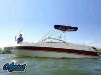 1995 Four Winns Horizon 200 with Airborne Wakeboard Tower
