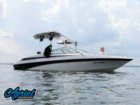 1997 Crownline 202BR with Airborne Tower