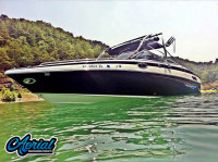 2005 Crownline 270br with Airborne Tower