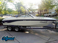 1999 Chapperell 200le  with Airborne Wakeboard Tower
