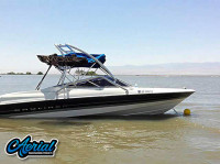 1997 Bayliner Capri 2050ls with Airborne Wakeboard Tower