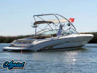 2001 SeaRay Bowrider with Airborne Tower