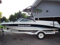 1995 Mastercraft Maristar 200VRS with Airborne Tower