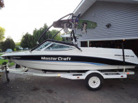 1995 Mastercraft Maristar 200VRS with Airborne Wakeboard Tower