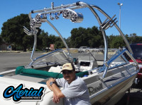 1997 Reinell with Airborne Wakeboard Tower