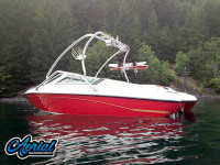 1993 Crownline 19.5' with Airborne Tower