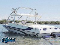 2001 Ultra Custom 21' with Airborne Tower