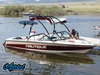 1997 Sport Nautique with Airborne Tower